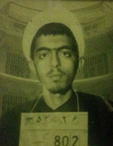 غلامحسین کرباسچی در زندان (عکس)