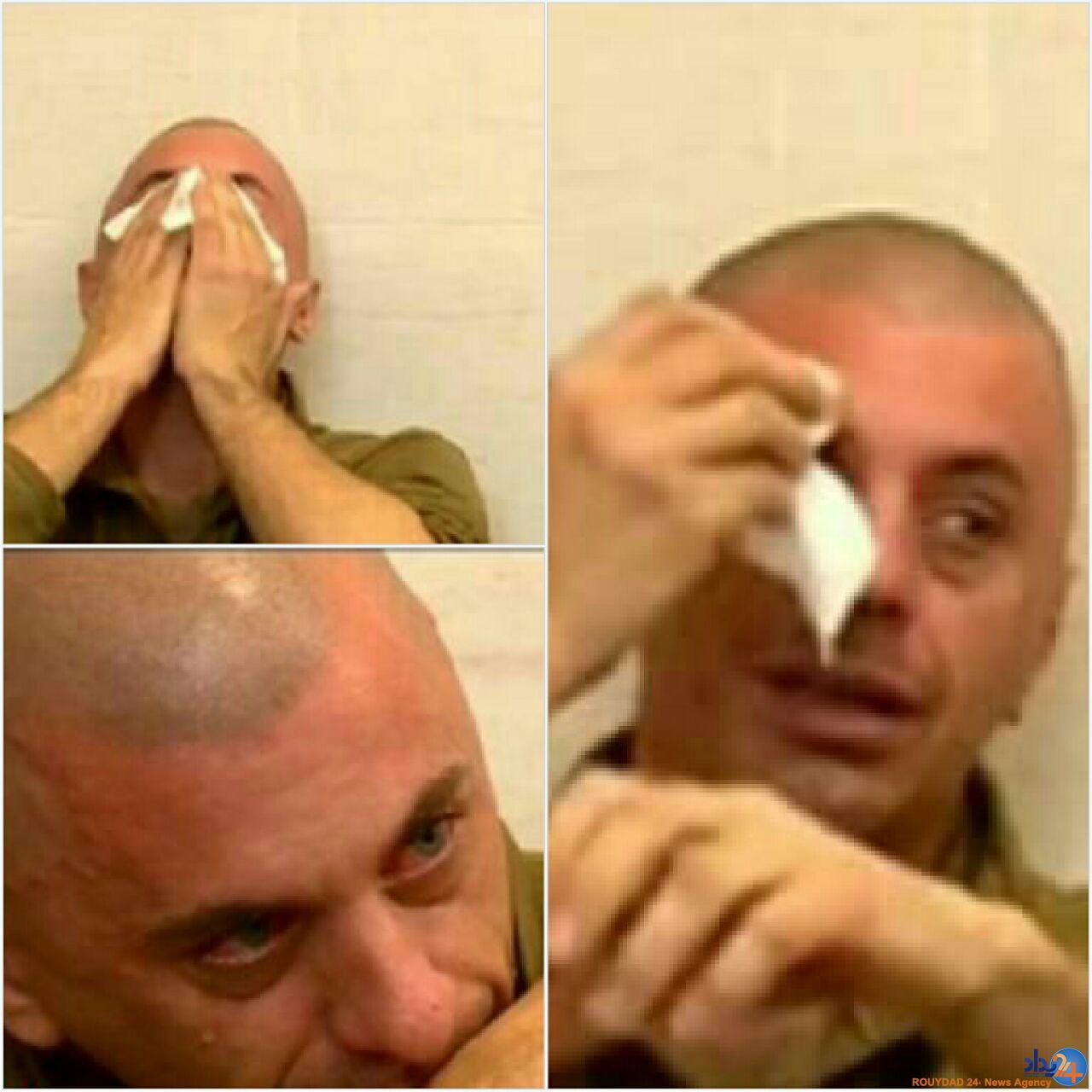 Image result for سرباز آمریکایی در حال گریه