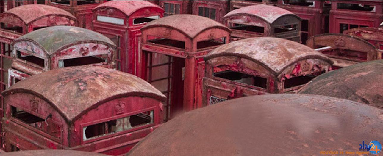 عجیبترین گورستانهای جهان (تصاویر)