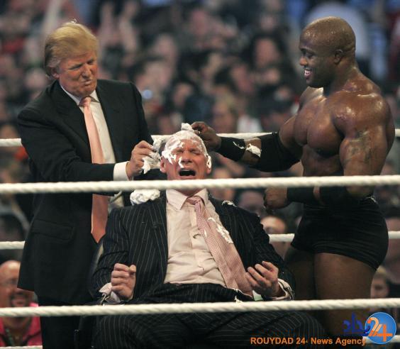 خانمها و آقایان، چهل و پنجمین رئیسجمهور آمریکا (تصاویر)