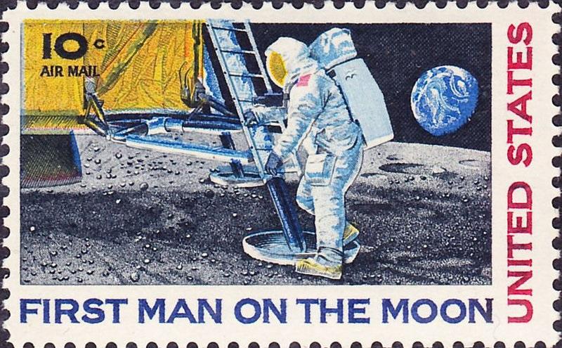 ناسا تمبر چاپ کرد (تصویر)