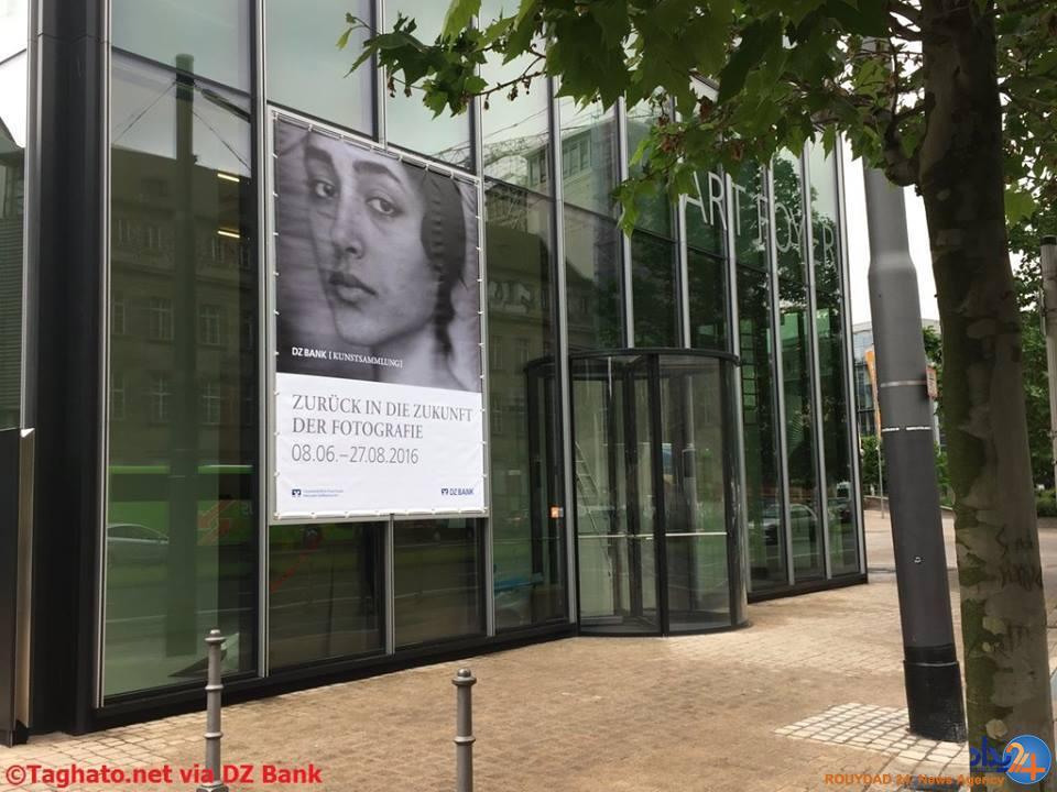 گلشیفته فراهانی مدل تبلیغاتی «دی.زِد بانک» آلمان (تصاویر)
