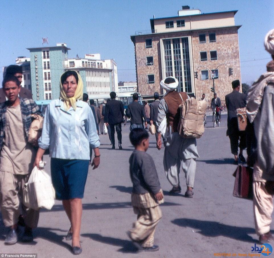 تصاویر شگفتانگیز از زندگی قبل از طالبان در افغانستان