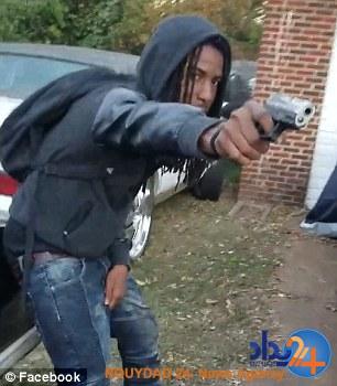 چالش مانکن یک باند مسلح را به دام انداخت (فیلم و تصاویر)
