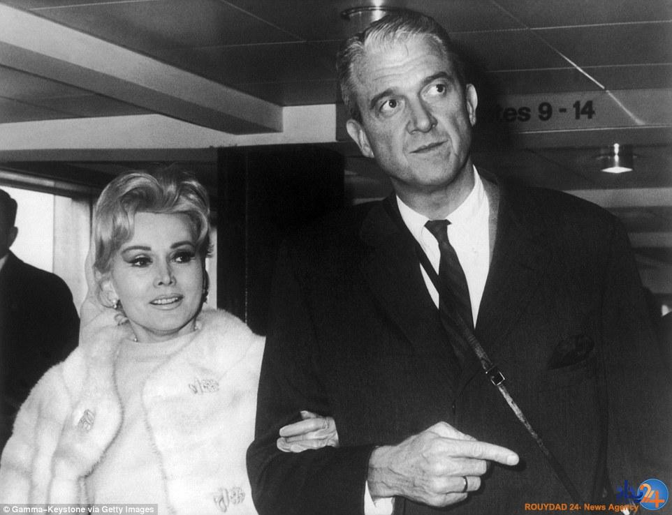 مرگ بازیگر زن هالیوود با رکورد 9 ازدواج در 99 سالگی (تصاویر)