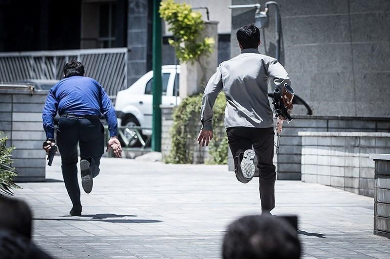 تصاویری از حمله «تروریستها» که مایه افتخار نیستند