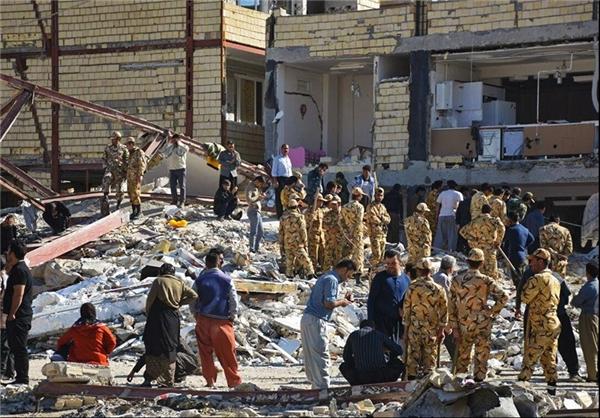 جزئیات زمینلرزه ۷.۳ ریشتری در غرب کشور/۳۴۱ کشته و بیش از ۵۹۰۰ مجروح/دستور ویژه رئیس جمهور به وزرا/ امدادرسانی به سرپل ذهاب به ارتش واگذار شد (تصاویر)