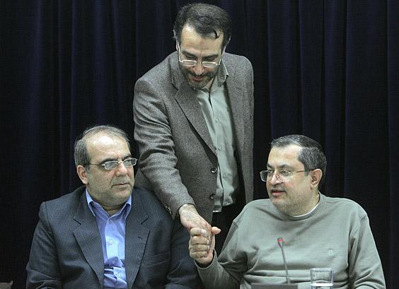 سعید حجاریان، عباس عبدی و چالش عکس ده سال قبل