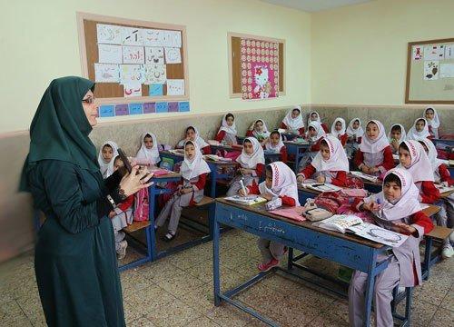 حق التدریسها نمیتوانند معلم شوند