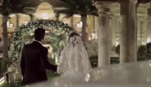 مراسم عروسی حنیف عمران زاده چقدر آب خورد؟ +عکس