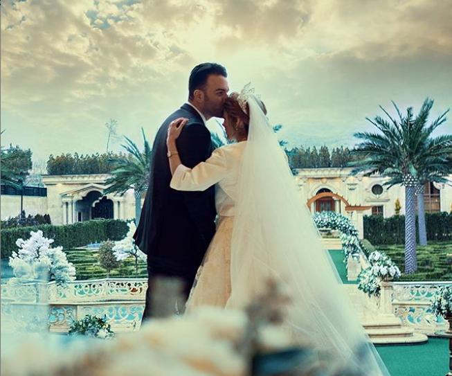 مراسم عروسی حنیف عمران زاده چقدر آب خورد؟ +تصاویر