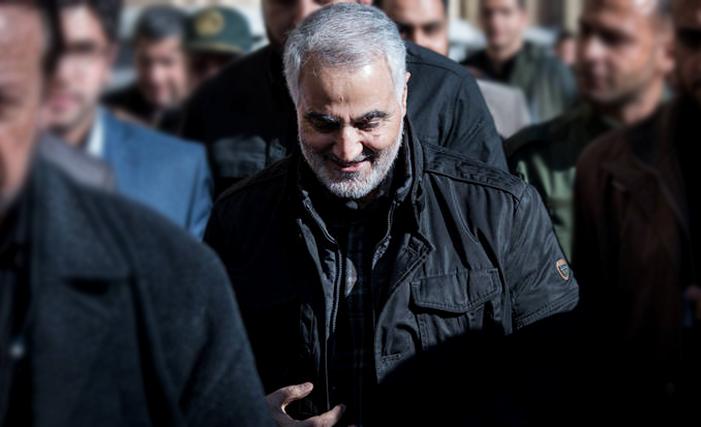 قاسم سلیمانی؛ مغز متفکر سیاست خارجی ایران در خاورمیانه