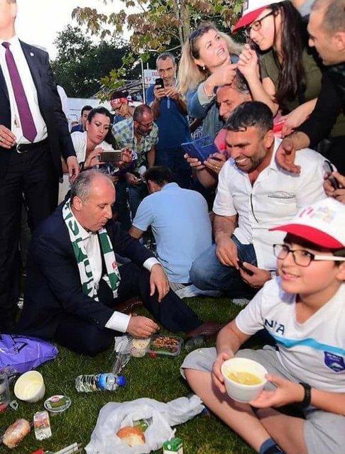 مراسم افطاری اردوغان جنجال آفرید/ تصویر