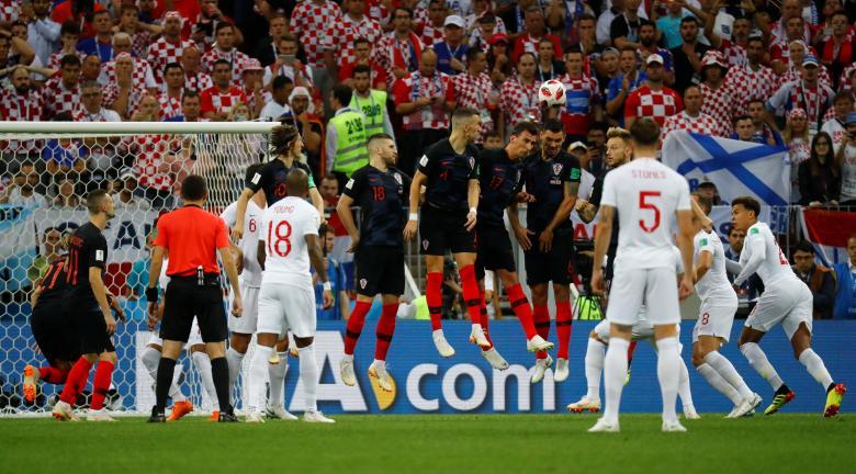 کرواسی حریف فرانسه در فینال جام جهانی شد