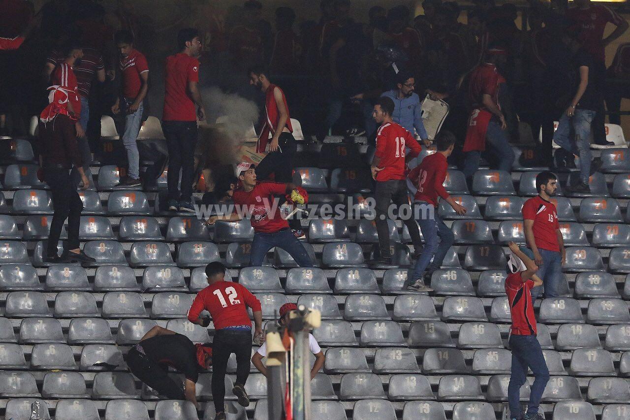 ورزشگاههای ایران سنگخیزترین ورزشگاههای جهان!