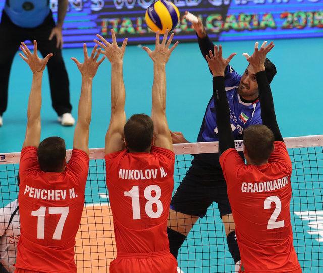 ادامه نوار بردهای ایران با شکست بلغارستان میزبان