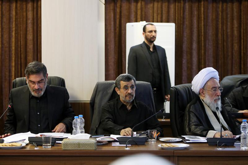 رویگردانی مجتهد شبستری از احمدینژاد +تصاویر