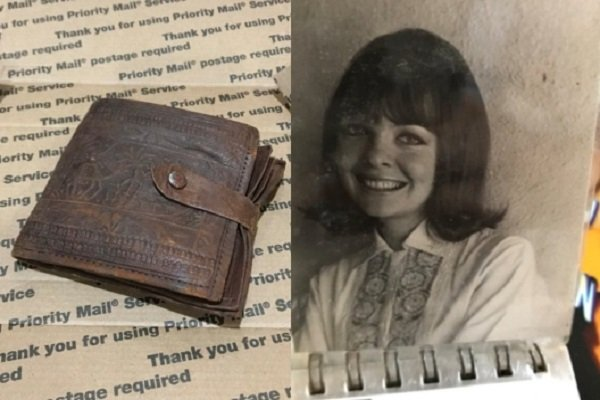 کیف پول دایان کیتون پس از ۵۰ سال پیدا شد
