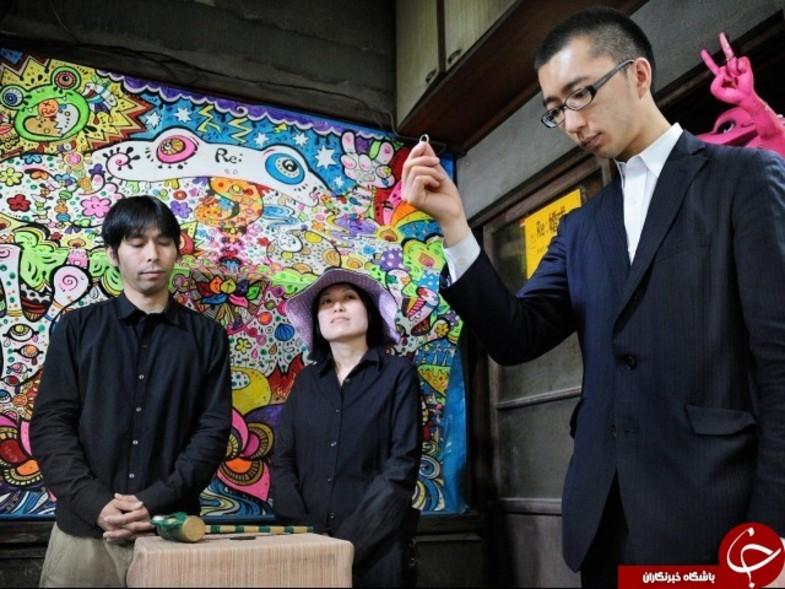«جشن طلاق» به شیوه زوجهای ژاپنی+تصاویر
