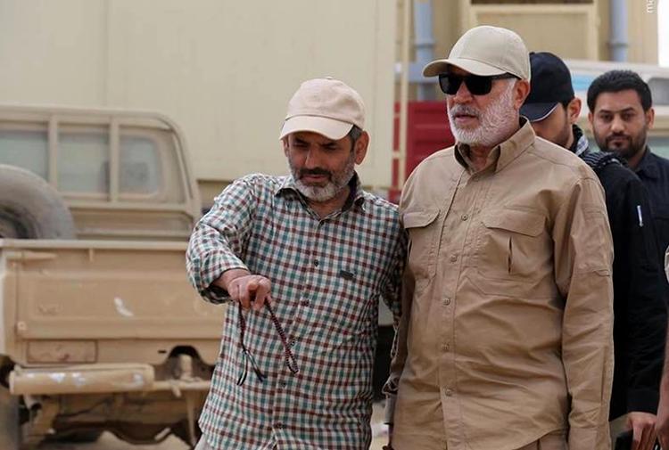 حشد شعبی در ایران چه میکند؟/ ورود نیروهای نظامی خارجی به کشور یا اعلام حضور پر سر و صدای دولت در سایه