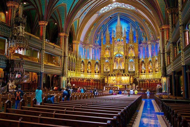تاریخچه کلیسای نوتردام، تاریخیترین کلیسای جهان