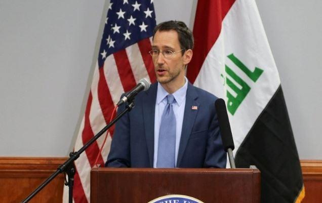 حضور ما در عراق برای تقویت قدرت این کشور در مقابله با ایران است