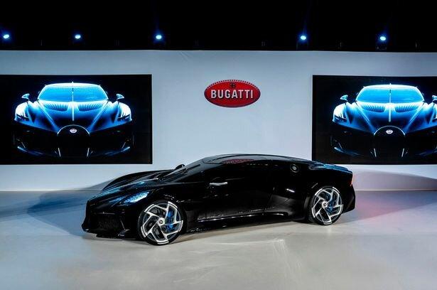 رونالدو گرانترین خودرو جهان را خرید+عکس