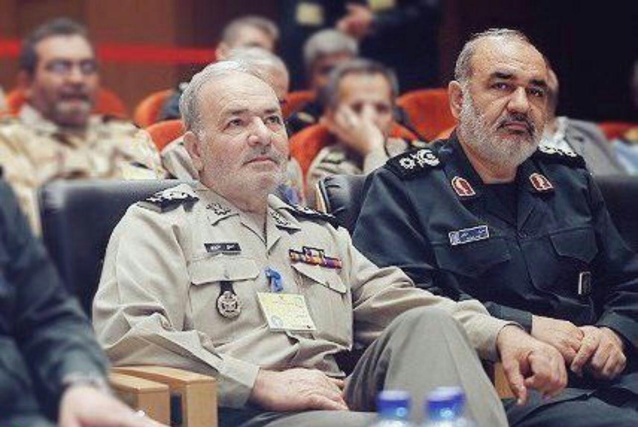سرلشگر حسین سلامی چگونه فرمانده جدید سپاه شد؟/ آغاز فصل جدید مقابله با آمریکا و اسرائیل