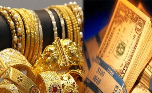 قیمت طلا، دلار، سکه و ارز امروز ۹۸/۰۲/۲۵