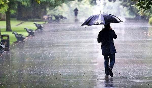 بارش باران و کاهش دما در چند استان