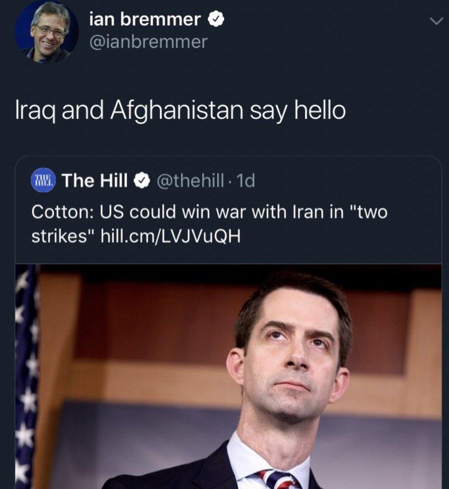 جنگ توئیتری نخبگان دیپلماسی آمریکا علیه دولتشان/ هشدار ریچارد هاس به ترامپ: جنگ تهران را قویتر میکند