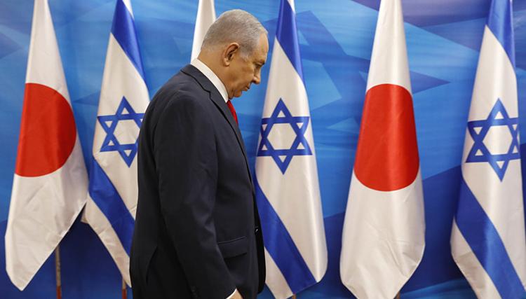نارضایتی اسرائیل از سفر شینزو آبه به تهران
