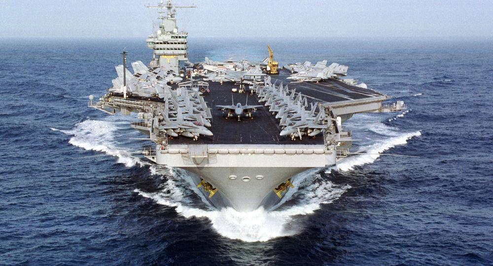 میتوانیم ناوهای آمریکا را با دو سلاح سری به قعر دریا بفرستیم