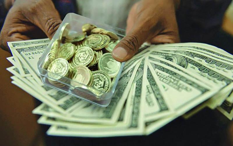 قیمت ارز، دلار، سکه و طلا در بازار امروز سهشنبه ۹۸/۰۵/۰۱