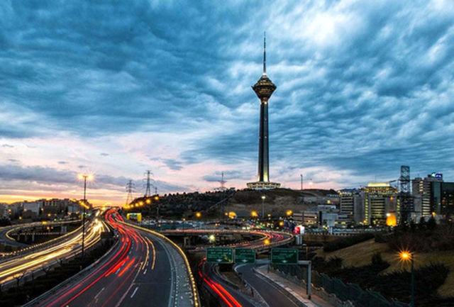 خنکا در راه تهران/ کاهش ۳ تا ۶ درجهای دمای هوا در شمال کشور
