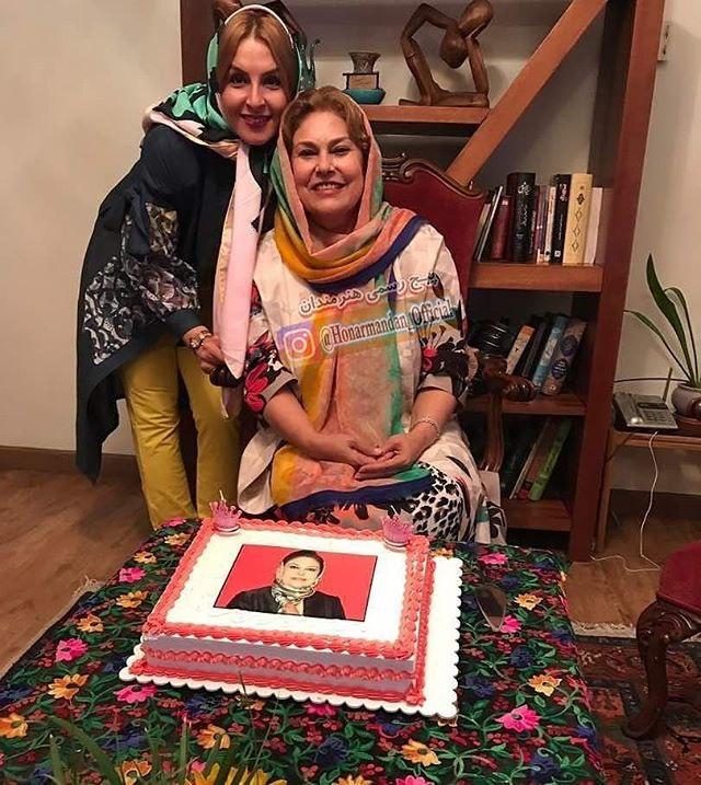 تولد غریبانه مهرانه مهینترابی +عکس
