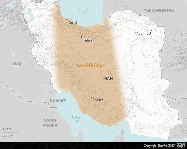 چرا حمله به ایران ممکن نیست؟ / جغرافیای ایران؛ تهدید و فرصتی برای قدرتهای مسلط بر سرزمین
