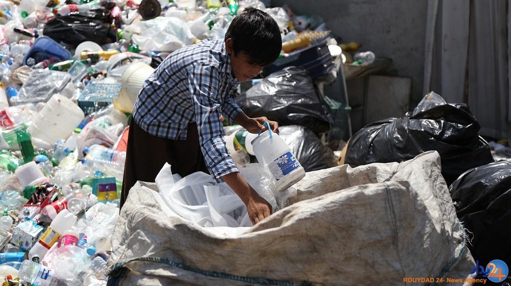 فعالیت ۱۴هزار زبالهگرد در تهران/ تعداد زیادی از کودکان کار مهاجرند