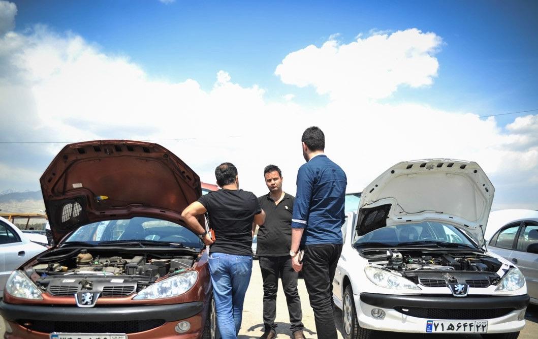 قیhttps://www.rouydad24.ir/files/fa/news/1398/6/16/238559_755.jpgمت خودروهای دست دوم در ماه محرم