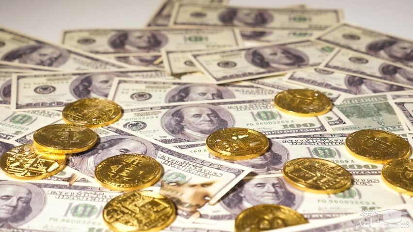 قیمت ارز،دلار،سکه و طلا در بازار امروز ۹۸/۰۶/۱۷