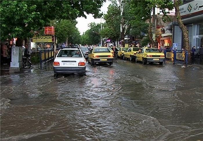 وقوع سیل در تهران چه نقاطی را درگیر سیلاب میکند/ آییننامه ساختوساز در برابر سیل نداریم