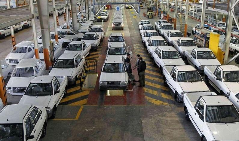 چرا تولید خودرو کم شد؟