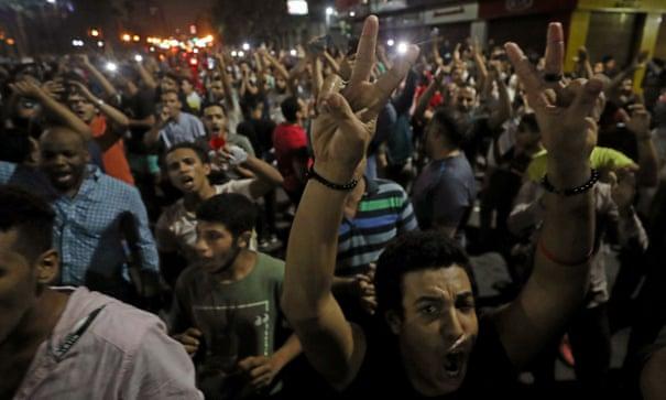 دوباره مصریها!/ در میدان تحریر چه میگذرد؟ +فیلم