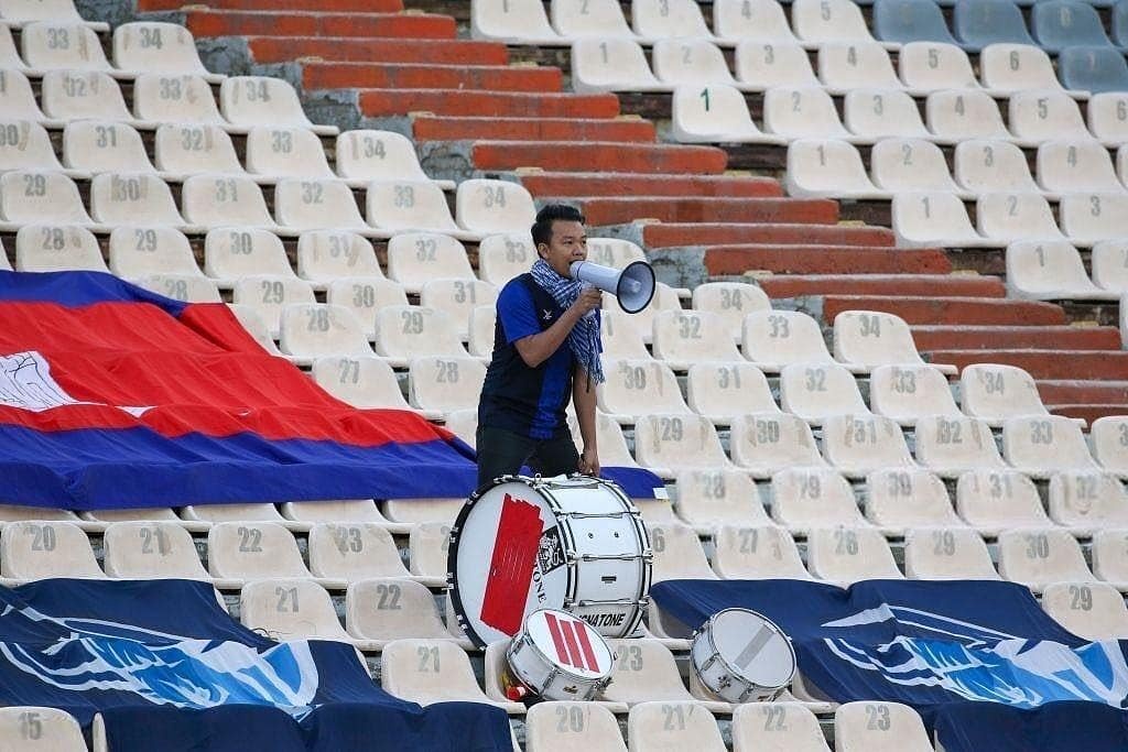 عکس نوشت/ در ستایش تماشاگر کامبوجی