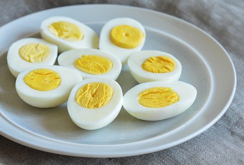 خواص شگفت انگیز تخم مرغ آب پز