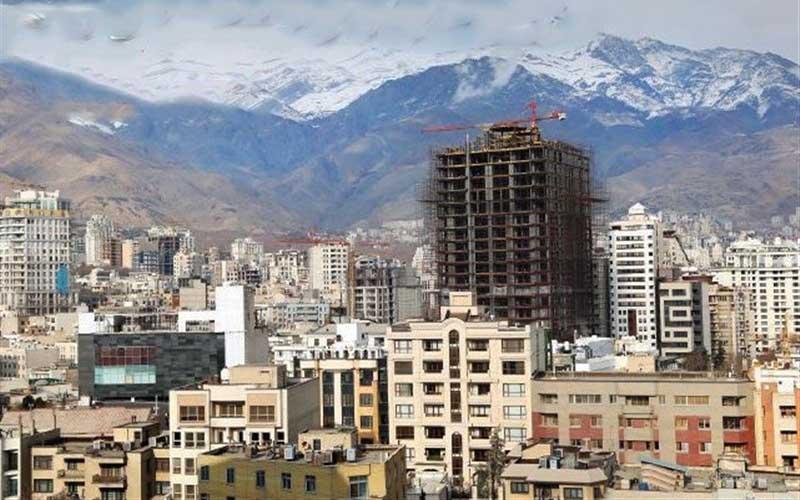 خانه در تهران باز هم ارزان شد