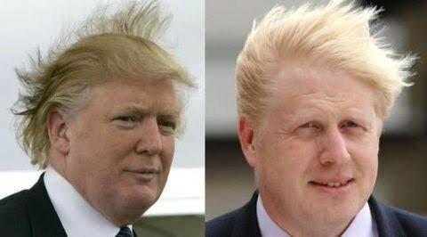 همه آنچه که درباره موهای بوریس جانسون نمیدانید +تصاویر