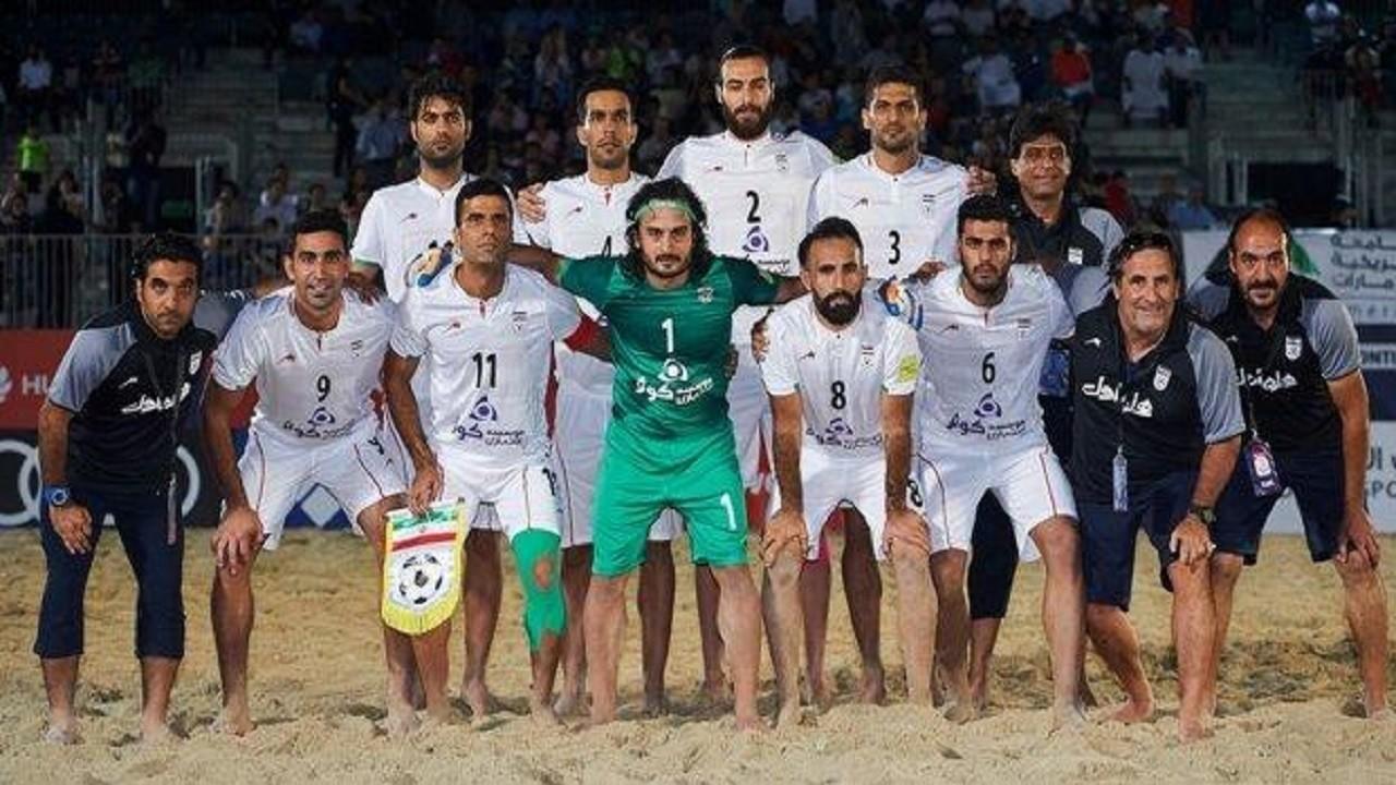 ۳ بازیکن تیم ملی فوتبال ساحلی ایران نامزد کسب عنوان برترین بازیکن جهان