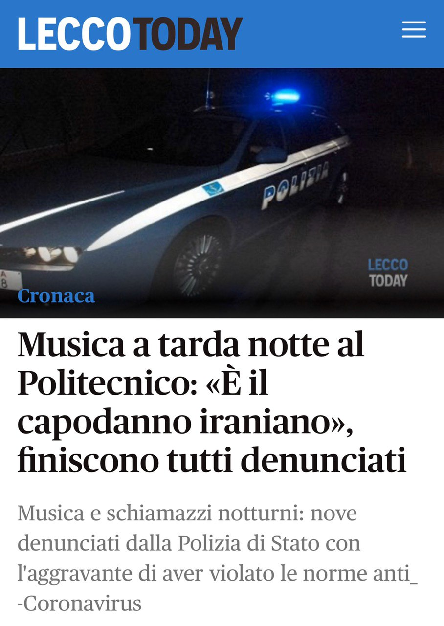 قرنطینه ایتالیا
