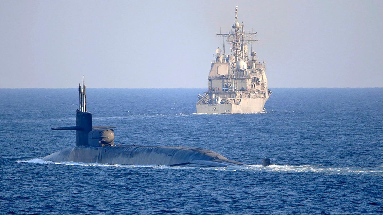 453626_858 اعزام زیردریایی آمریکایی به خلیج فارس در آستانه سالگرد ترور شهید سردار سلیمانی چه معنایی دارد؟